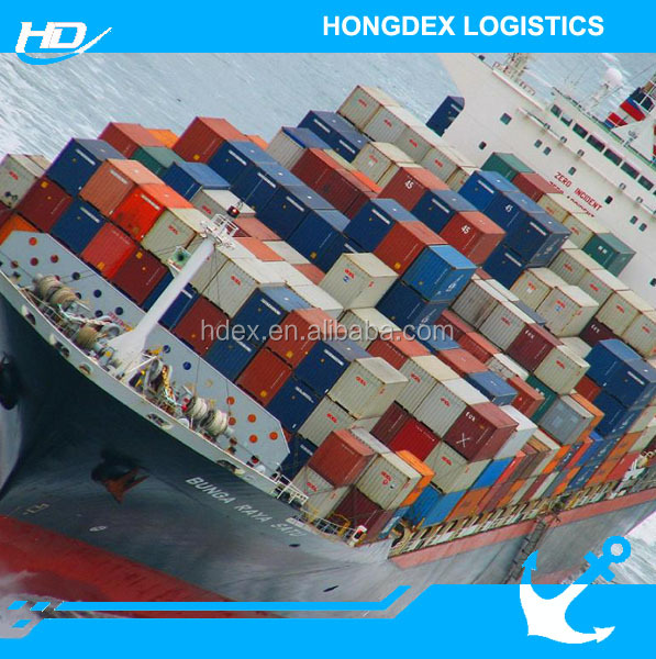 Shipping Rates from China to Pakistan Shipping Company in Guangzhou Global Forwarding