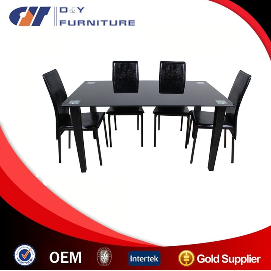 Cheap glass dining room