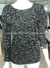 latest design good fit neck designs for ladies tops