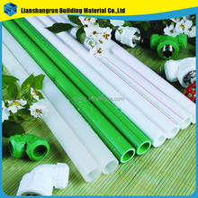 wholesale plumbing materials hot sale Germany ppr pipe and fittings