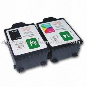 Compatible Ink Cartridge for HP14, Suitable for HP 5011D and 5010D Printers