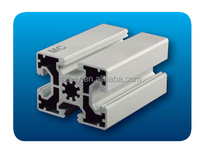 Aluminum 4560 profile extrusion frame for solar panel