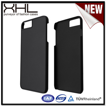 new pc groove case with rubber oil for iphone7,. blank case for iphone 7