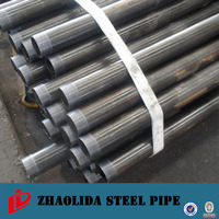 Top Quality Black Carbon Steel Pipe for Construction