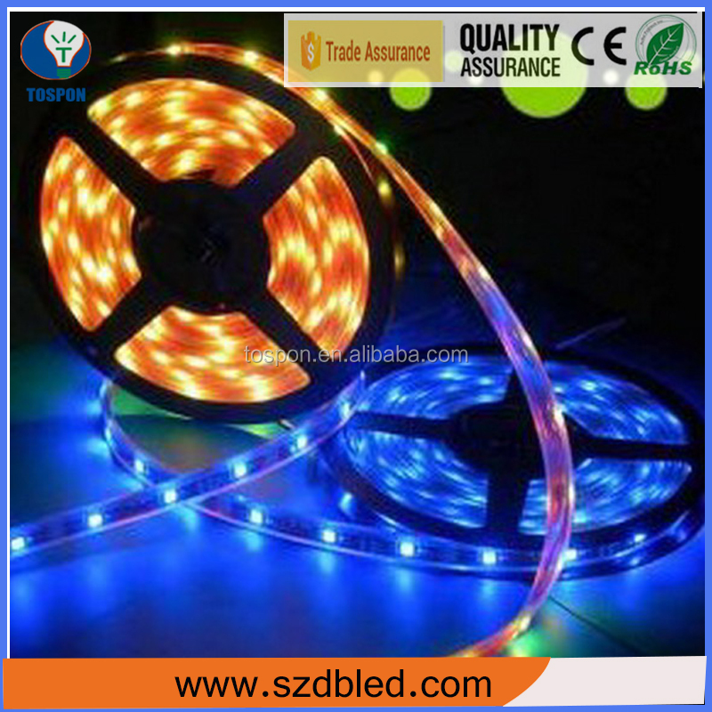 HOT Sales LED strip no soldering IP20/IP65 waterproof LED strips tape