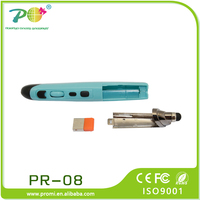 High quality laser pointer 2.4 ghz wireless optical pen mouse