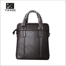 Military Leather Menssenger Bag