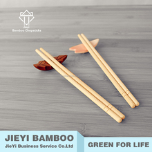 Korean restaurant disposable round bamboo chopsticks