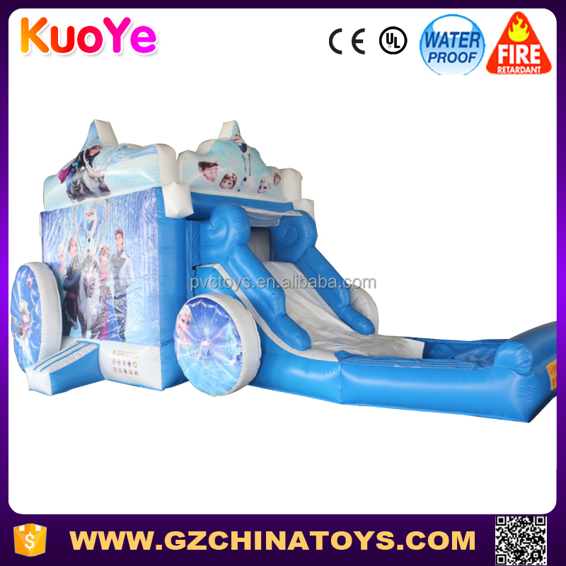 2016 factory price cheap bounce house china frozen bouncy castle for sale