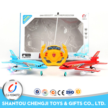 Bland newest rc plastic passenger plane model for kids