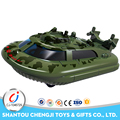 New alloy millitary boat metal military toy boats for kids
