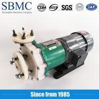 Good performance chemical and refinery plant micro pump high pressure