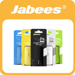 Jabees Convenient 5000mAh USB mobile pbank power