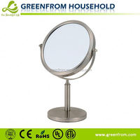 8 inch double sides magnify stand for floor mirror