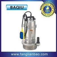 Qdx Household Water Pumps/water Pump/submersible Pump