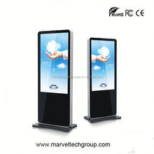 Stand alone indoor wireless wifi media digital signage network advertising player box