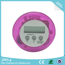 hot sale best price digital kitchen timer plastic material timer