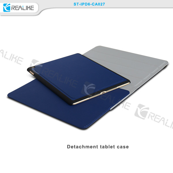Two side use fully protective case for ipad air 2, for ipad air 2 tablet case 9.7 inch