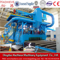 Steel pipe sandblasting painting handling equipments