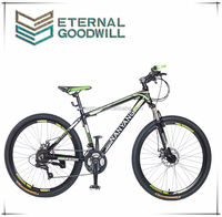 Model GB1018 aluminum alloy frame mountain bike/bicycle