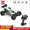 High Speed RC Car 1:12 Scale 2.4G 2WD 35km/h Rechargeable RC Off-road Electric Car RTR RC Cars Vehicle Toy WLTOYS A303 SJY-A303