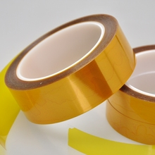 UL High Temperature Mask Polyimide Silicone Adhesive Tape for Binding ESD Masking-electric tape