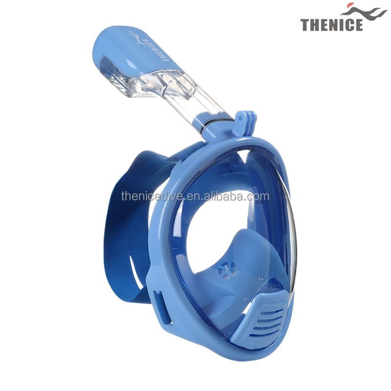 Freebreath snorkeling full face mask for children