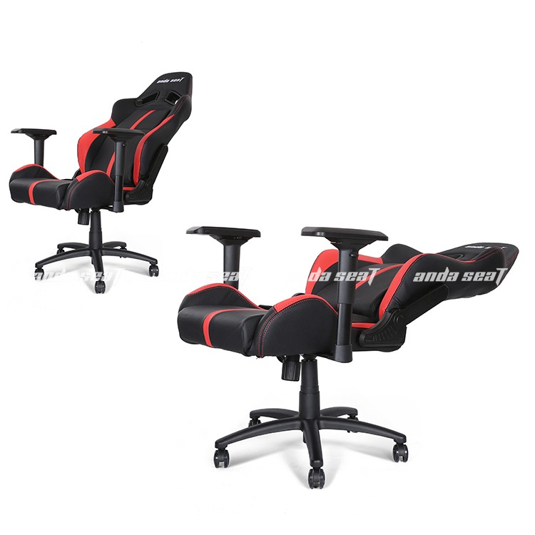 black and high tech high quality racing chair gaming