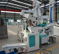 700kg/hour Auto mini rice mill plant for sale