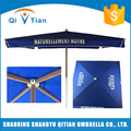 Excellent quality low price polyester promotional beach umbrella