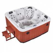 Hot Sale Balboa System Free Sex USA Massage Hot Tub With TV And 69 pcs Massage Jet In Free Hot Sex Tub