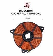China Manufacture of Induction Cooker Coil Parts