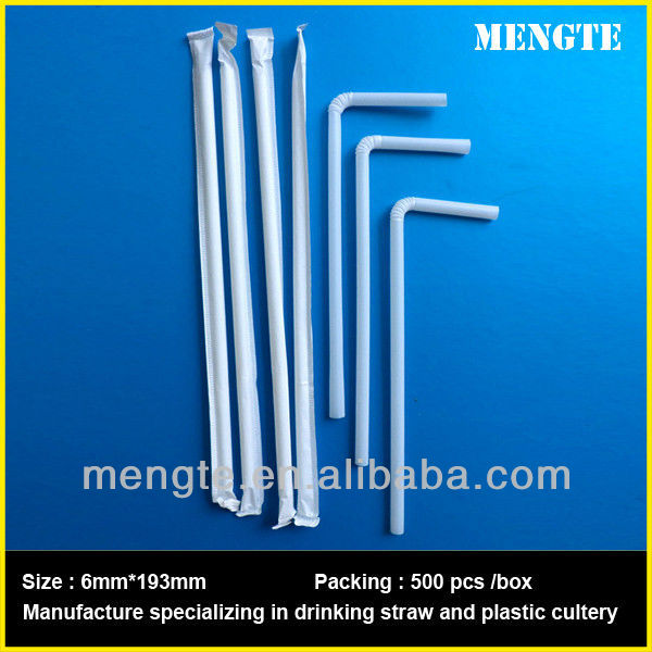 Ready to drink coffee drinking straw factory