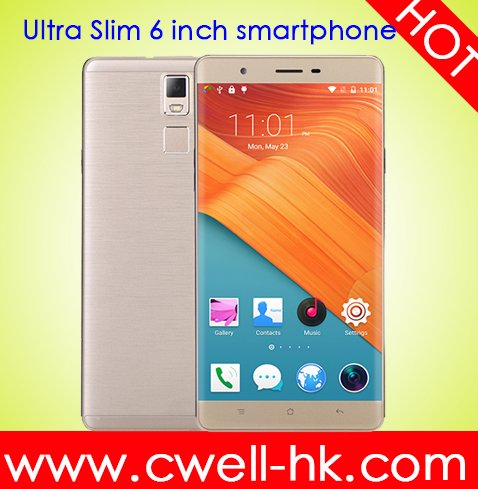 Wholsale Lowest Price China Android Phone 6'' IPS Big Screen Mobile Phone China Cheapest 3G Android Phone Mobile Ulim R8S