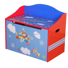 Wooden toy Kids Storage collection 2017 New Flight for Boy