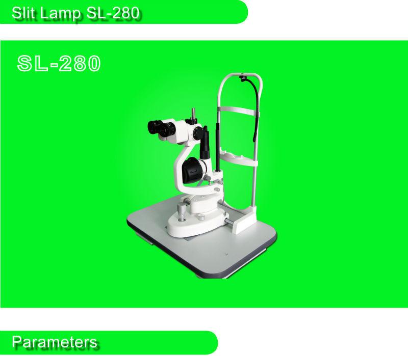 Équipement ophtalmique Fente LampSL-200