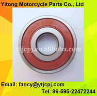 High Speed Motorcycle Parts Bearing 6302RS