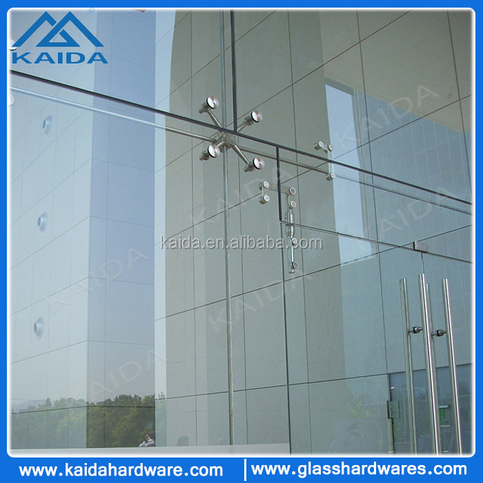 Top quality stainless steel glass spider