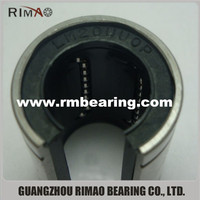 Open type linear motion bearing LM20UUOP linear bearing