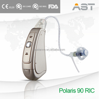 New Coming AST Hearing Aid RIC Polaris 90 with DDRC System