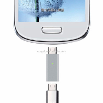 magnetic charger adapter usb cable for iphone