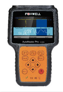 Foxwell All-Makes 4-Systems Scanner
