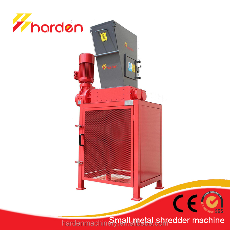 china supplier plastic shredder mini