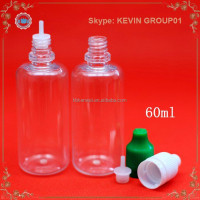 plastic e-liquid smoke juice bottle60ml liquid plastic containers electronic cigarette liquid