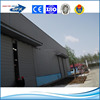 new material zinc coated light weight prefabricated steel structure building