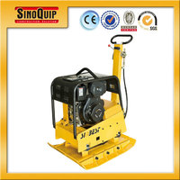 Customized Model SC330B Bi-direction Diesel Engine Vibrating plate compactor