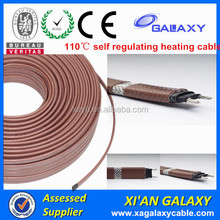 Hot Selling Wrap-on Pipe Heat Tracing Flat Ribbon Heating Cable
