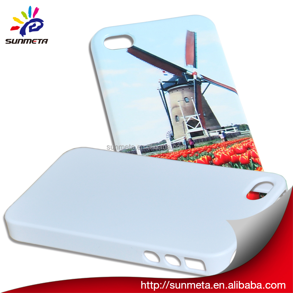 Sublimation Phone Case Printing Phone Cover For iP4/iP5