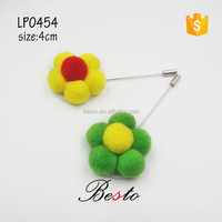 The small and exquisite of cute lapel pin for kids