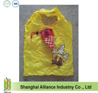 Ice cream shaped promotional polyester foldable bag(CF-214)